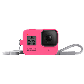 Funda Silicona B4BC + Cordón GoPro Hero 8