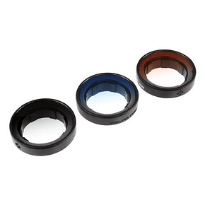 3 Pack Gradient Filter ( Uso Sin Carcasa )