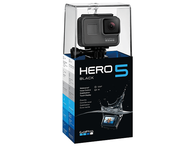 GoPro Hero 5 Black + Memoria 32GB