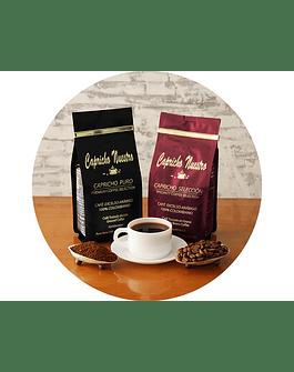 Café Puro Molido + Café Selección Grano 250g c/u