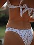 RIMINI in white cattails - TOP