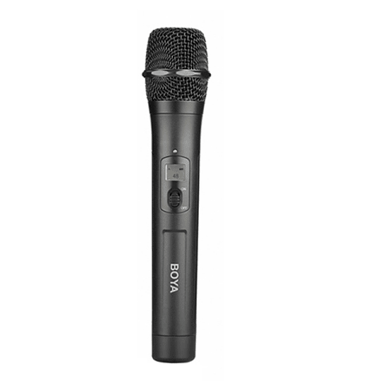 BY-WHM8 Pro Micrófono De Mano Inalámbrico Para Sistema PRO