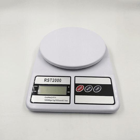Balanza Digital Para Cocina Modelo RST2000