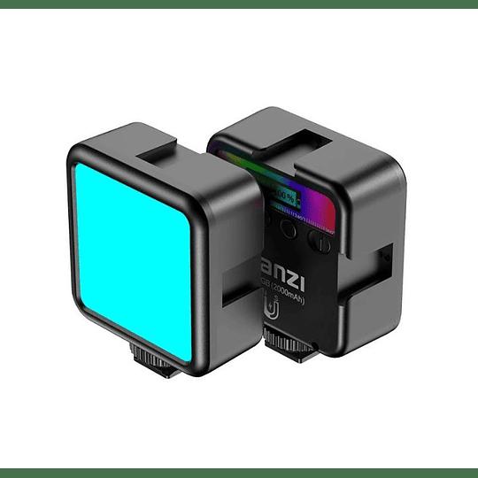 Lámpara Led Con Múltiples Colores Magnética Ulanzi VL49 RGB