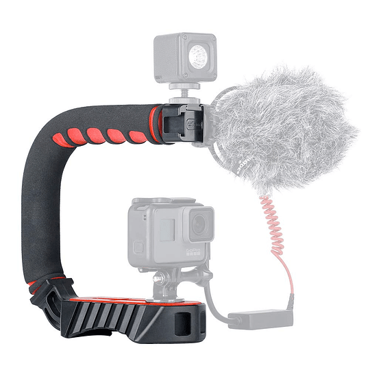 U-Grip Pro Estabilizador de Ángulo Bajo Para Cámaras Ulanzi