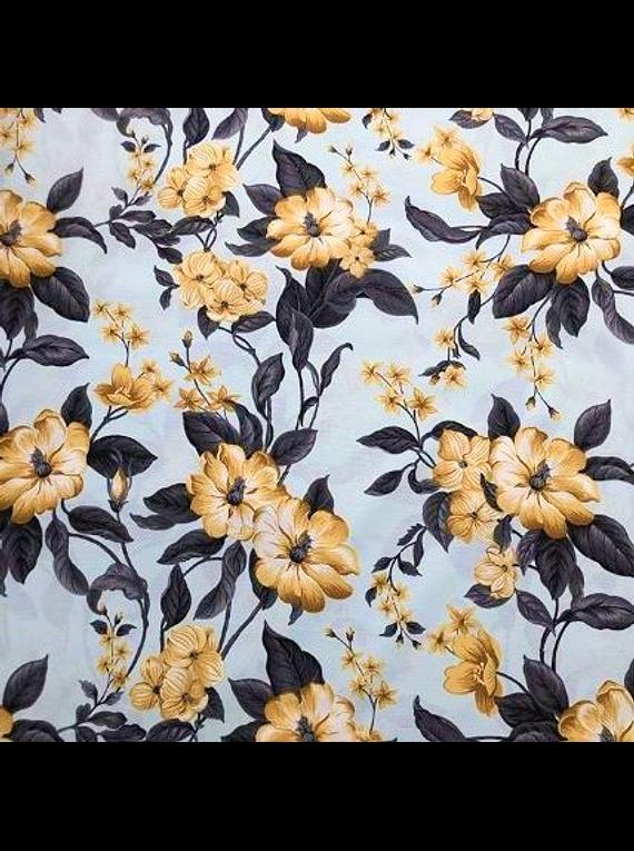Floral Amarillo