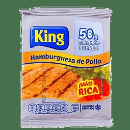 Hamburguesa de Pollo (50 g.)