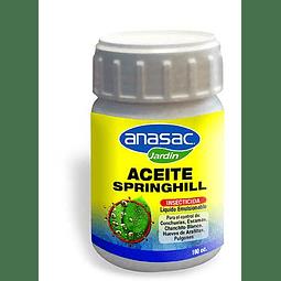 Aceite Miscible ( A. Springhill )