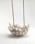 Colgante criatura porcelana