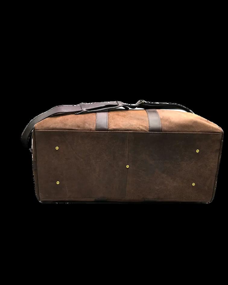 Bolso de viaje PEDRO chocolate