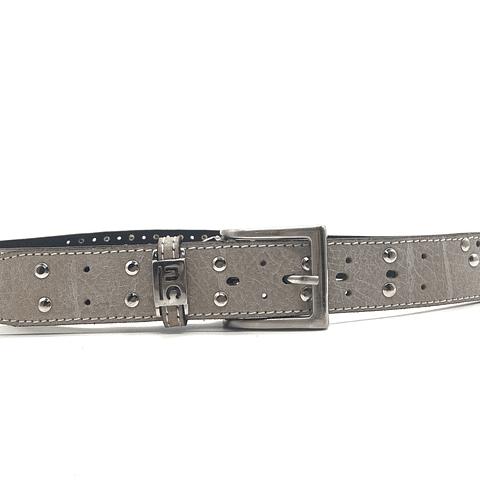 7957  Cinturón de Cuero ARENA revisar