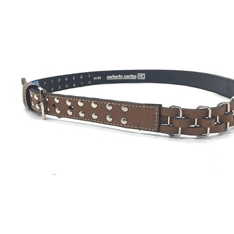 7996 Cinturón de Cuero