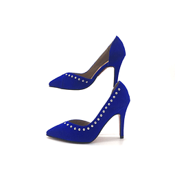 STILETTO FRAN  AZUL REY   (23 2735)