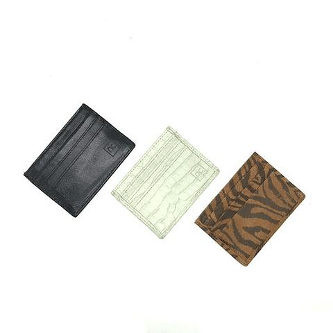 PortaTarjetas de cuero  (9227)