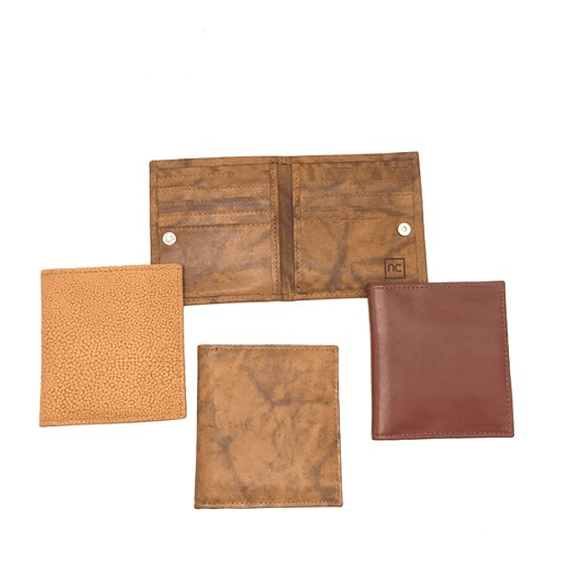 Billetera de cuero SIRON (unisex) (9235)