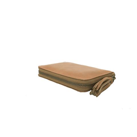 Billetera de Cuero tipo pasaporte VIXXI