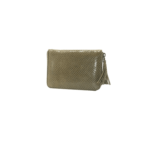 Billetera de Cuero tipo pasaporte VIXXI-V