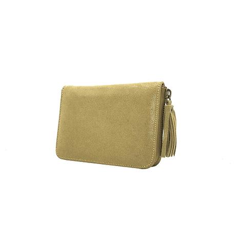 Billetera de Cuero tipo pasaporte VIXXI-X