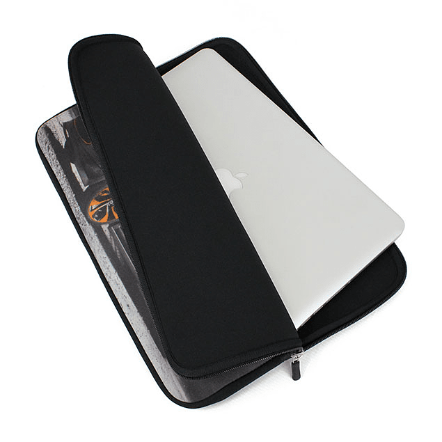 Funda Notebook Sport Negro