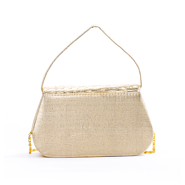 Cartera Felin Gold