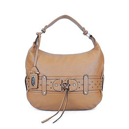 Cartera Belt Beige