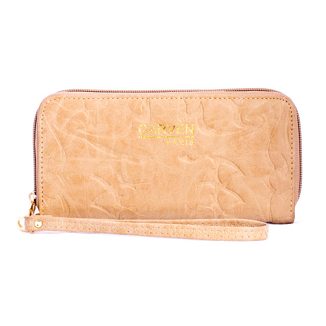 Billetera Raissa Beige