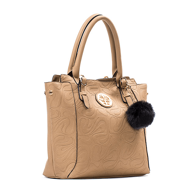 Cartera Gianna Beige