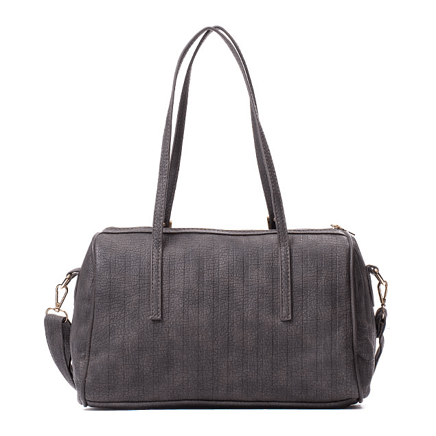 Cartera Halina Gris