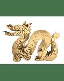 DRAGÓN CHINO DRAKO - FENG SHUI