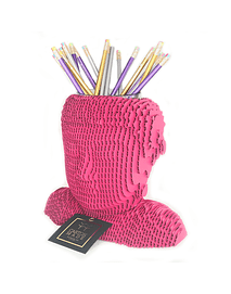 HEAD BUDHHA PENCIL HOLDER