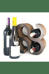 CAVA DE VINOS SANTORINI (4 Botellas)