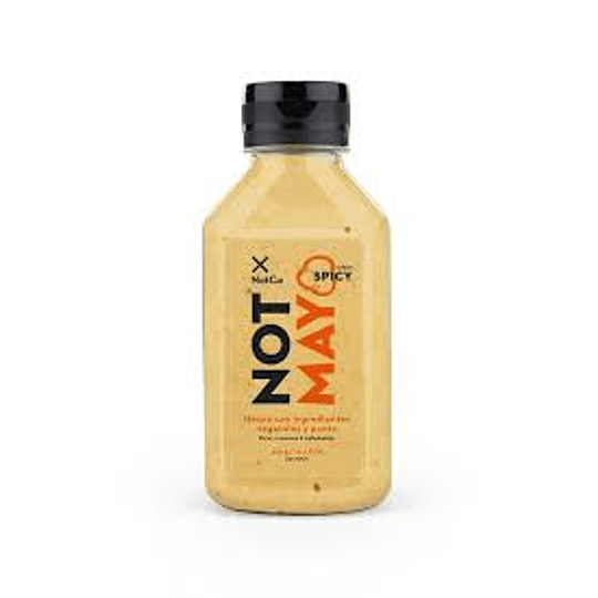 NOT MAYO SPICY SQ 350 GR
