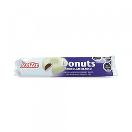 GALLETA COSTA DONUTS CHOCOLATE BLANCO 100 GR