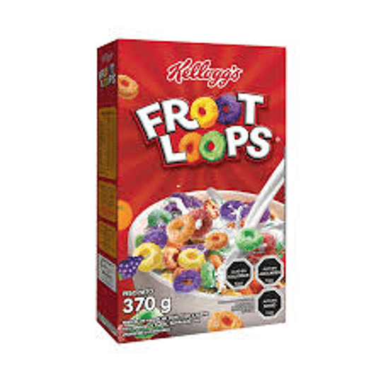 CEREAL FROOT LOOPS 370 GR