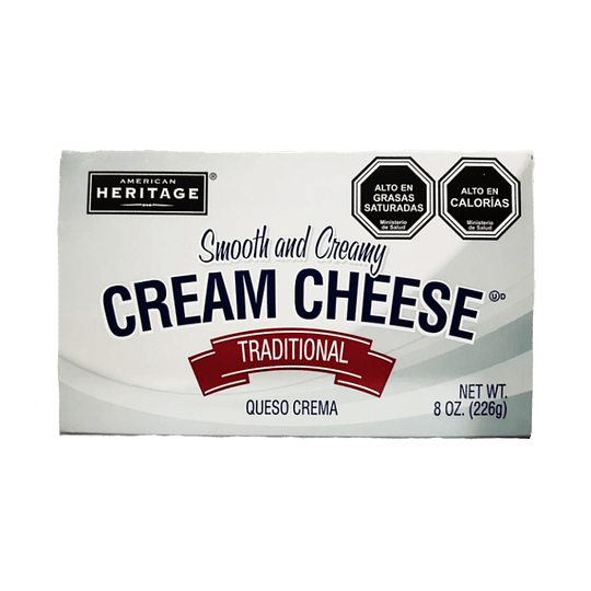 CREAM CHEESE HERITAGE 226 GR