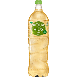 AGUA AQUARIUS PERA PET 1.6 LT