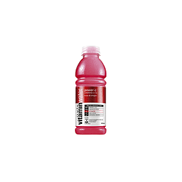 AGUA VITAMINWATER POWERC PET 4X500 CC