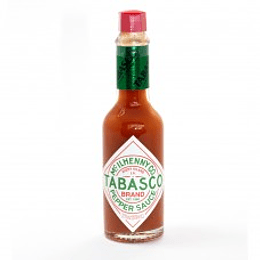 SALSA TABASCO ORIGINAL 60 CC
