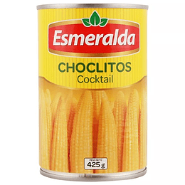 CHOCLITOS COCKTAIL ESMERALDA 425 G