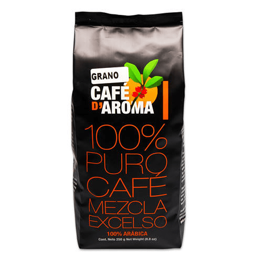CAFE GRANO DAROMA EXCELSO 250 GR