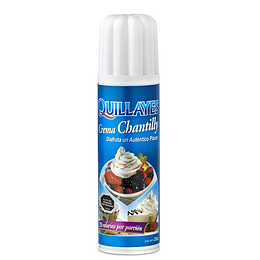 CREMA CHANTILLY QUILLAYES 250 GRS