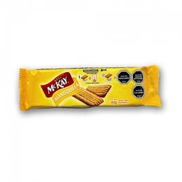 GALLETA MCKAY MANTEQUILLA 140 GR