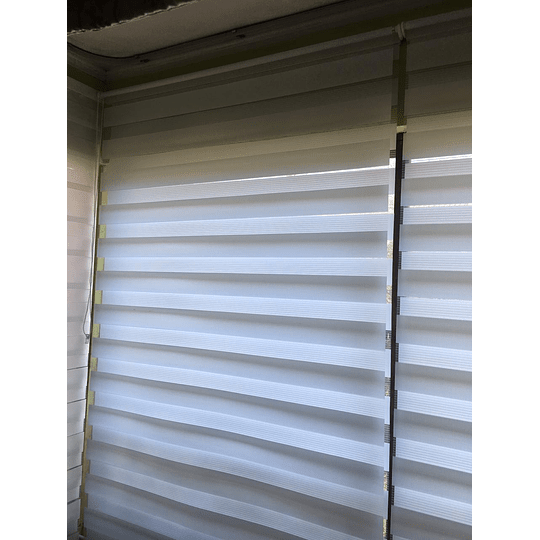 Duo Roller Curtain (day and night) 90cm x 200cm