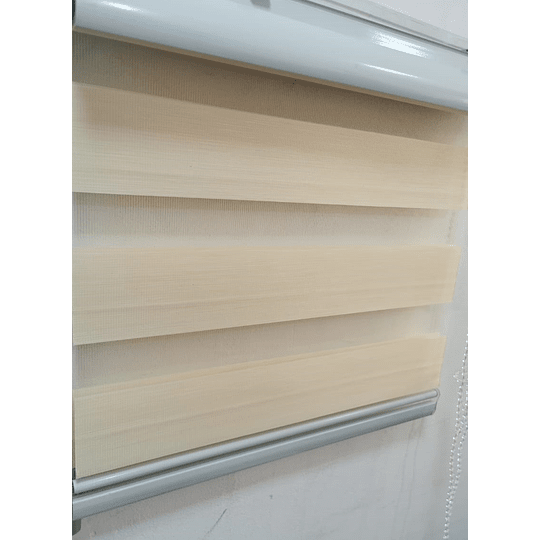Duo Roller Curtain (day and night) Marbled 60cm x 200cm