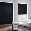 Cortina Roller Black Out 180cm x 180cm