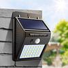 Luz De Pared Con Energía Solar
