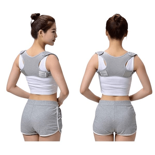 Corrector de Postura Diseño Ergonomico Unisex