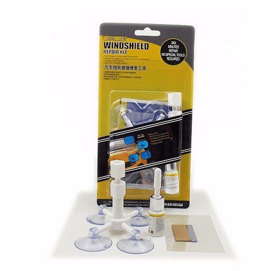 Kit de reparación de parabrisas para autos windshield kit