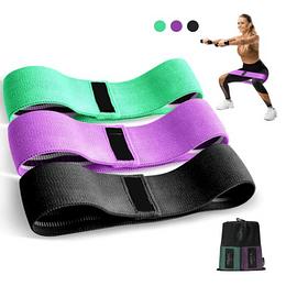 Set 3 bandas elásticas para entrenamiento ejercicio