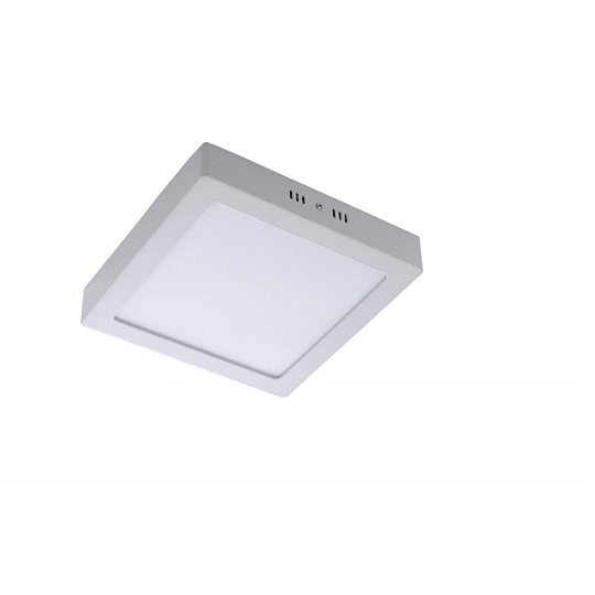 Panel LED Sobrepuesto 18w cuadrado